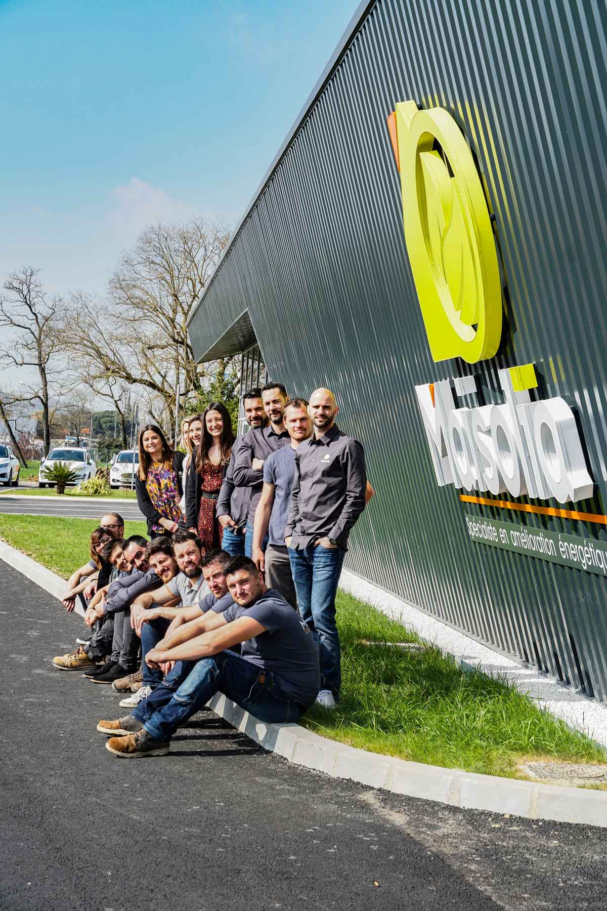 MAISOLIA, une entreprise agenaise spécialisée dans le photovoltaïque