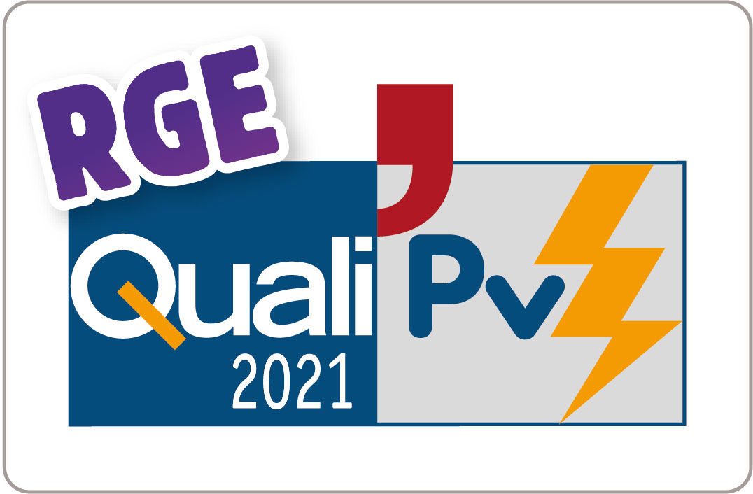 Certification RGE qualiPV